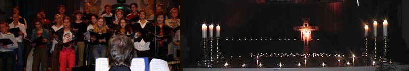Taizé vieringen: een moment van bezinning