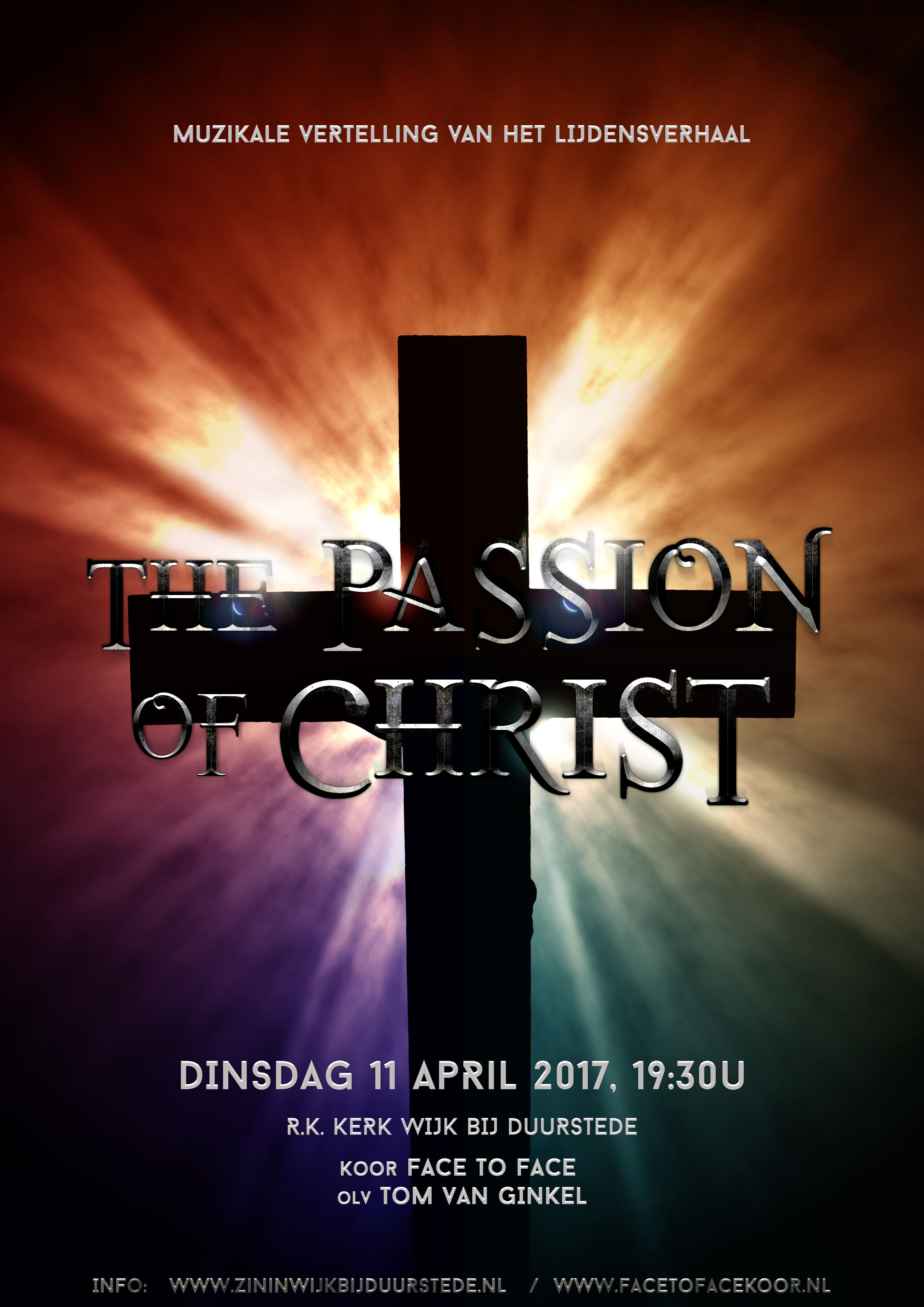 The Passion of Christ 7 April 2020